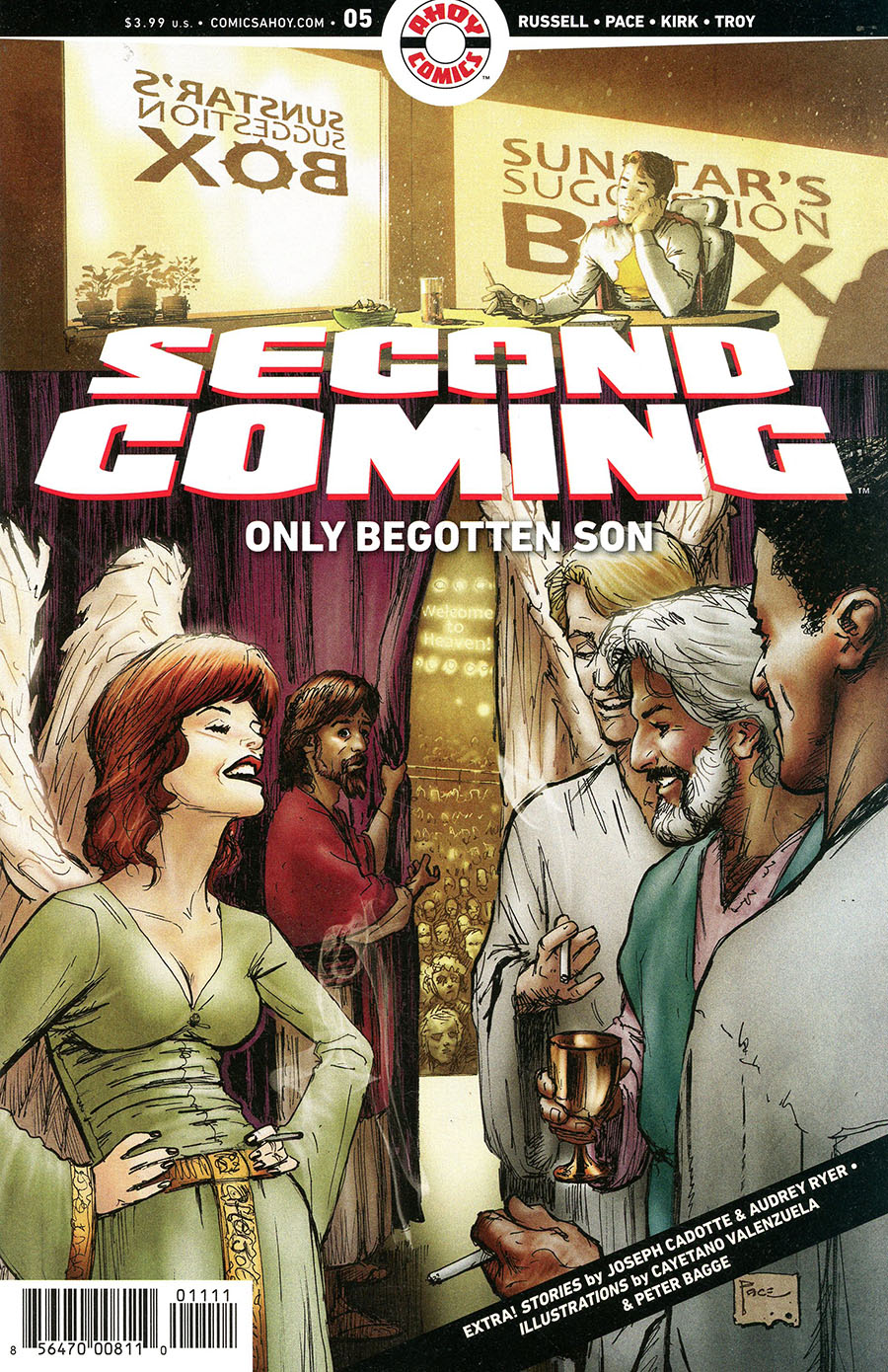 Second Coming Only Begotten Son #5