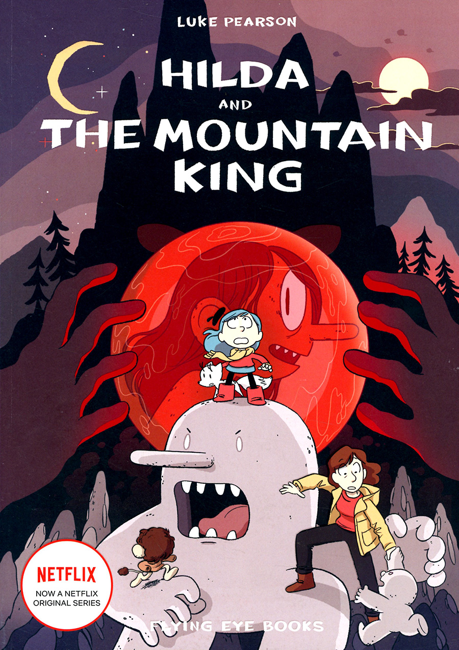 Hilda And The Mountain King TP