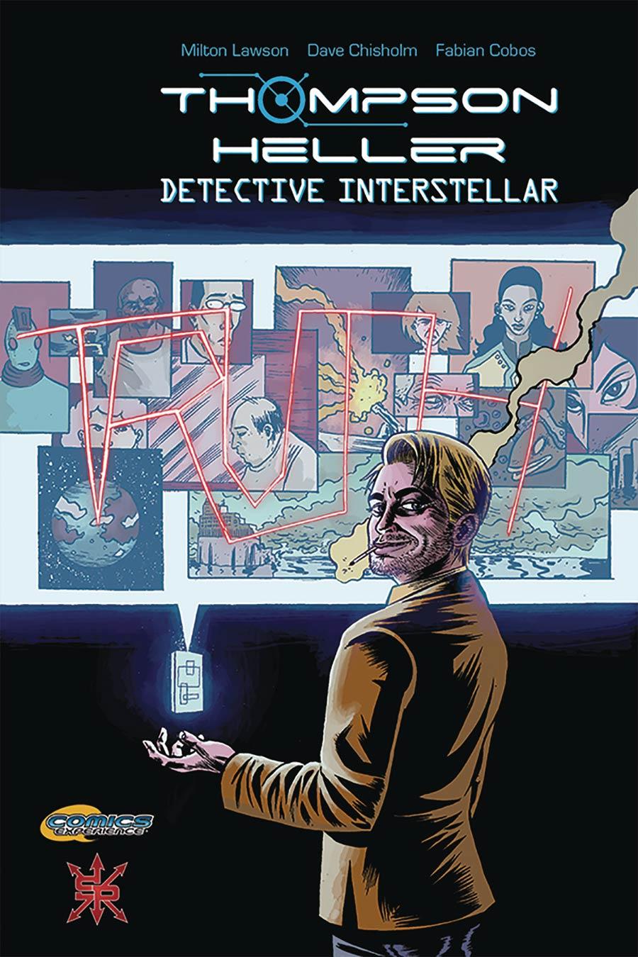 Thompson Heller Detective Interstellar TP