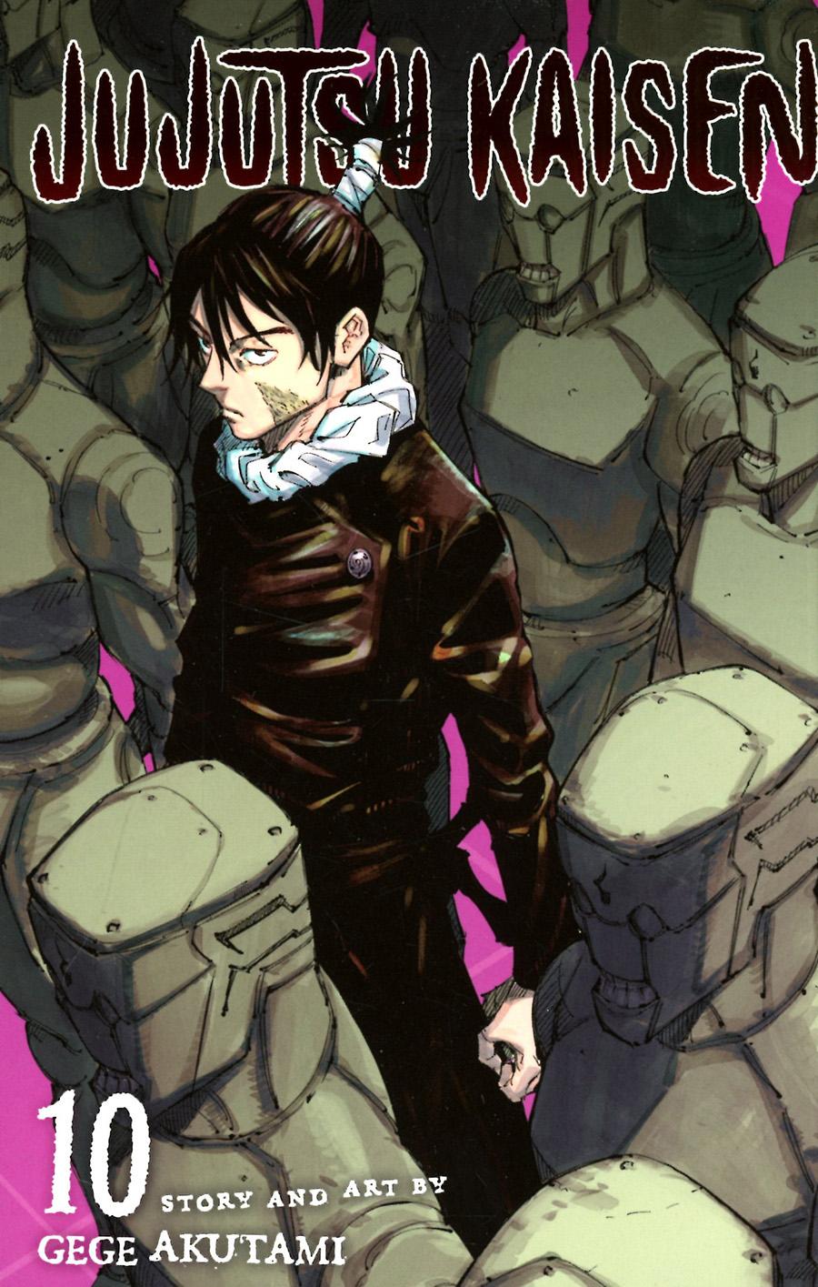 Jujutsu Kaisen Vol 10 GN