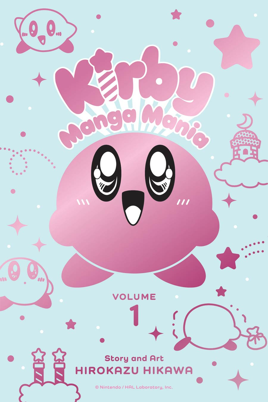 Kirby Manga Mania Vol 1 GN