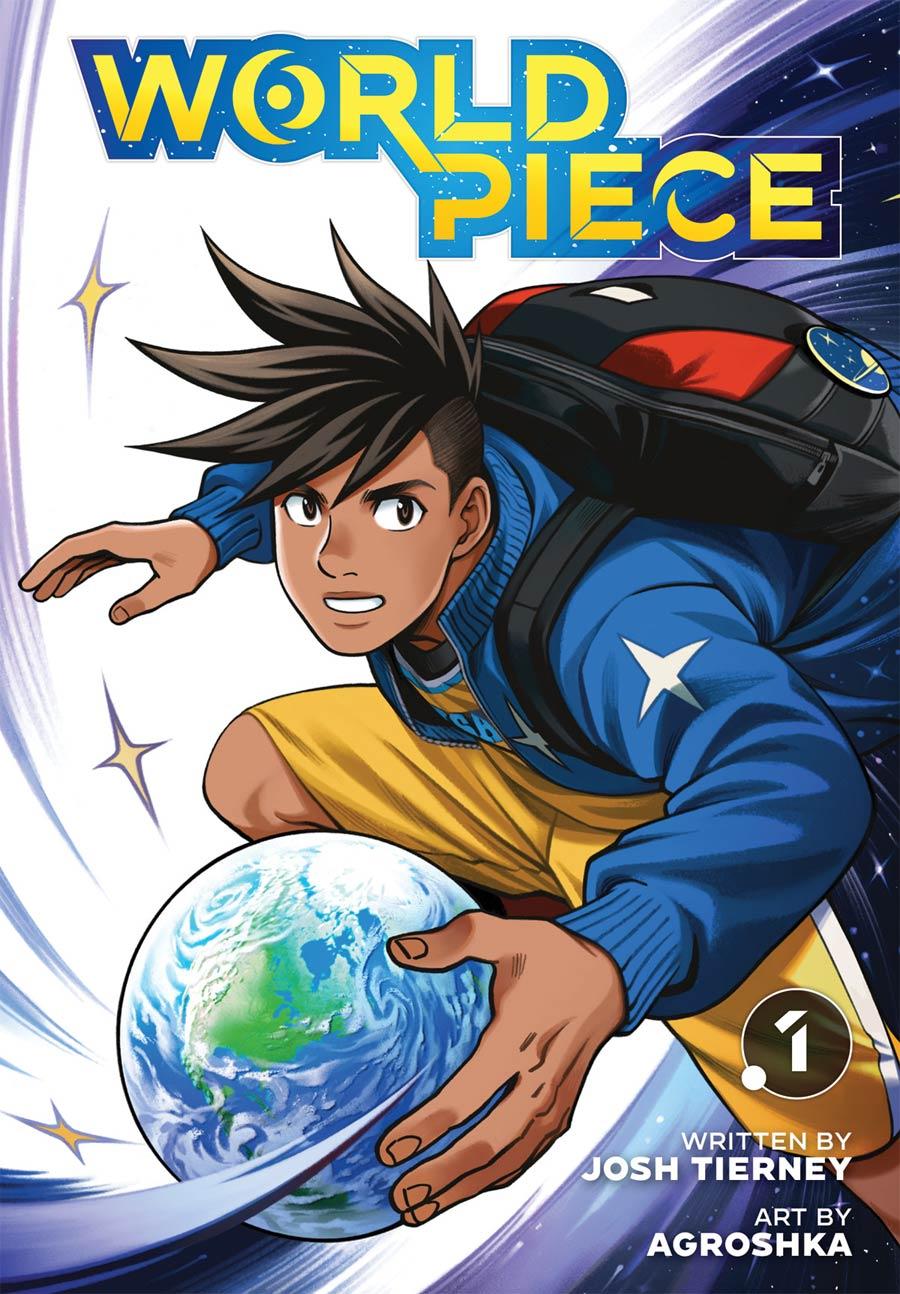 World Piece Vol 1 GN