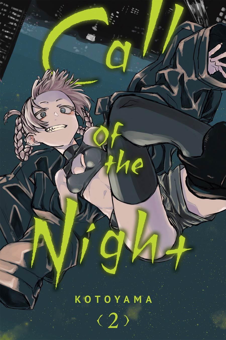 Call Of The Night Vol 2 GN
