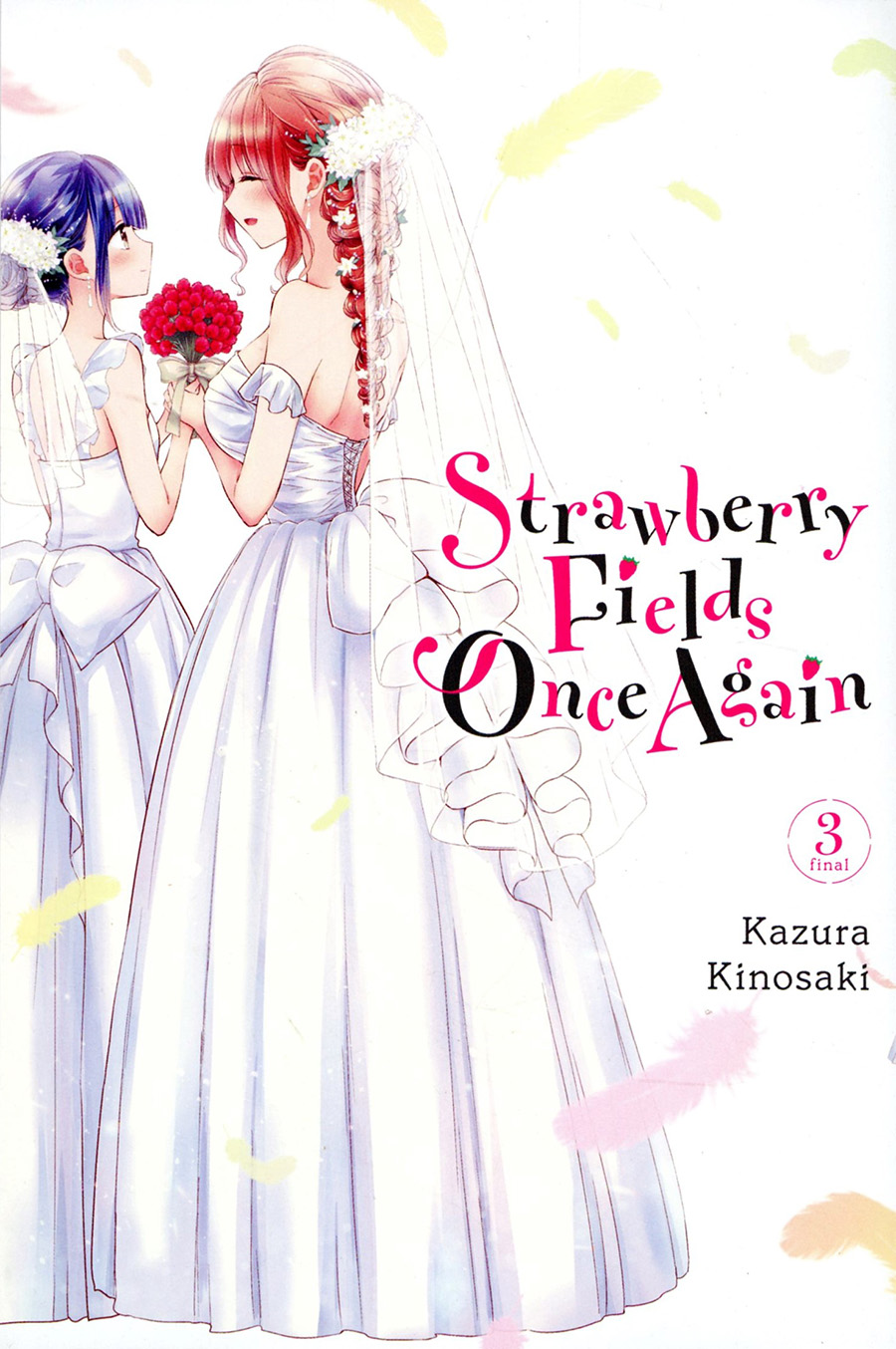 Strawberry Fields Once Again Vol 3 GN