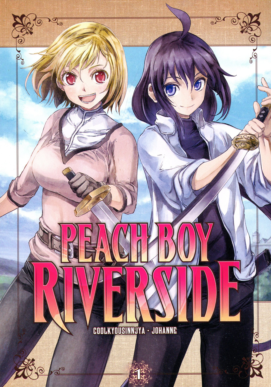Peach Boy Riverside Vol 1 GN
