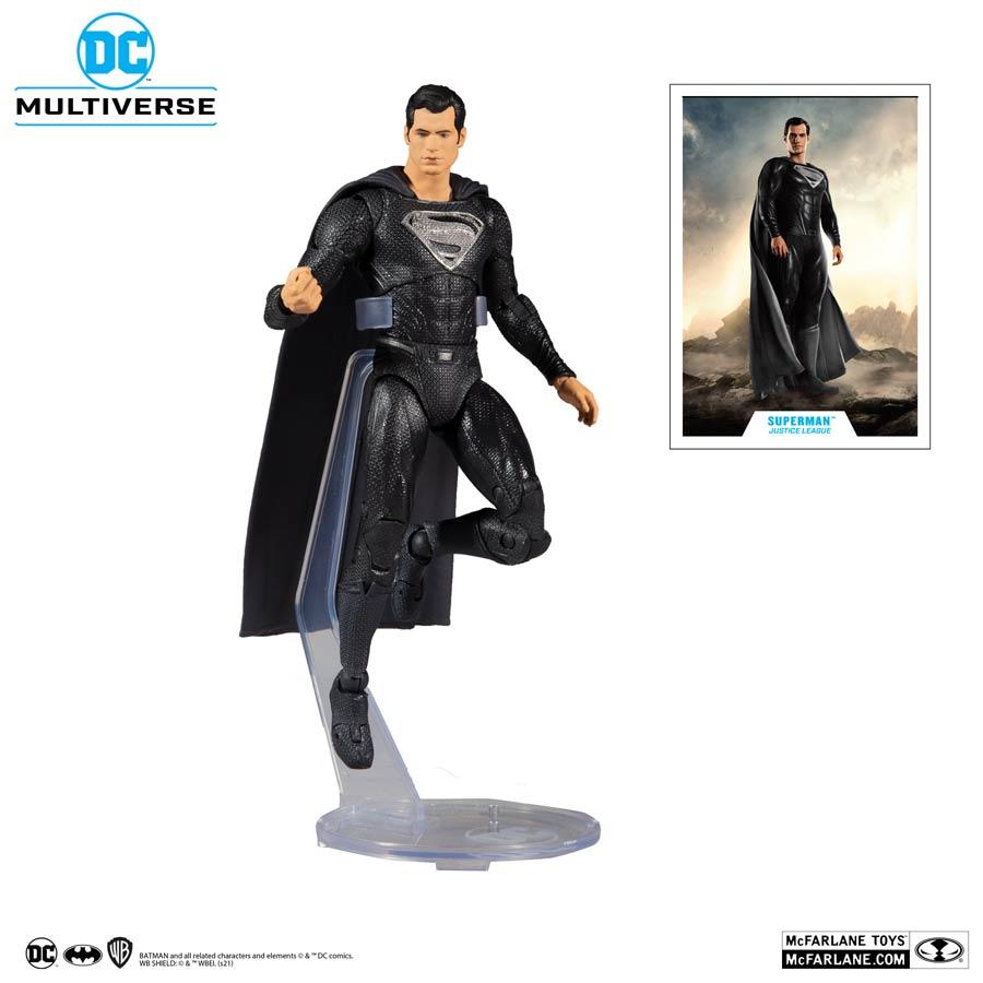 DC Multiverse Justice League Movie Superman 7-Inch Scale Action Figure