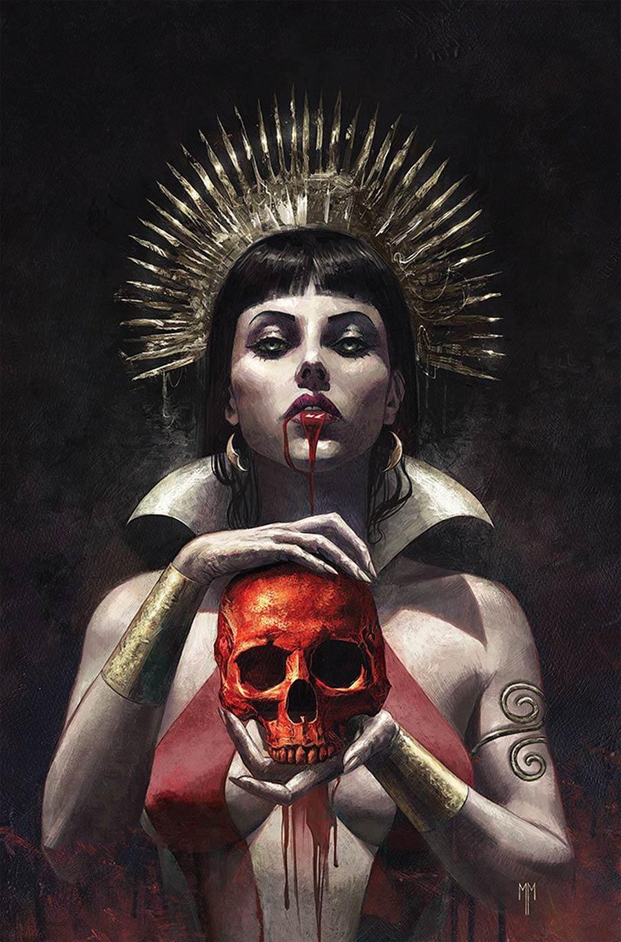 Vampirella Vol 8 #22 Cover M Limited Edition Marco Mastrazzo Virgin Cover
