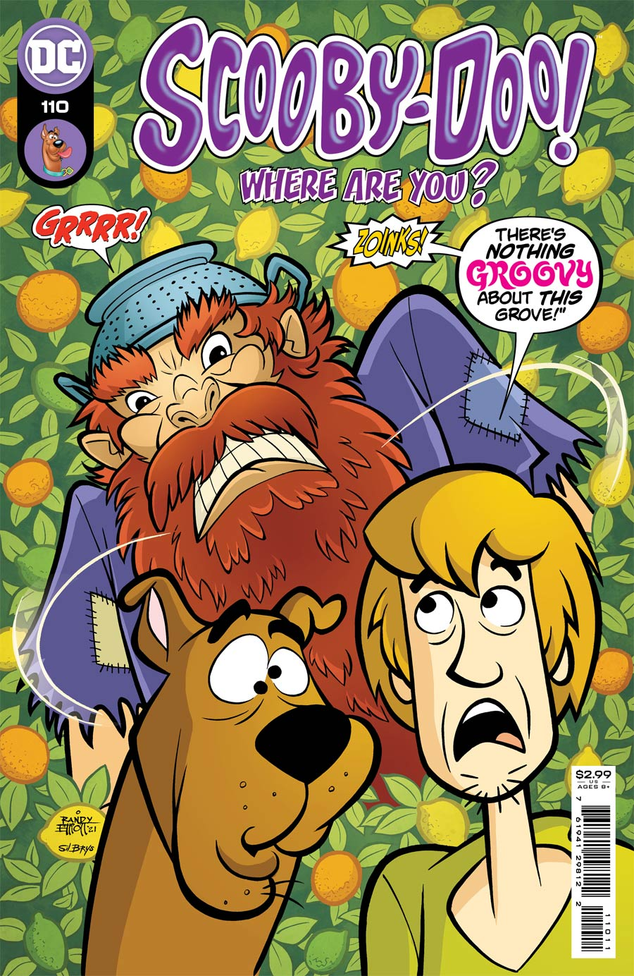 Scooby-Doo Where Are You #110