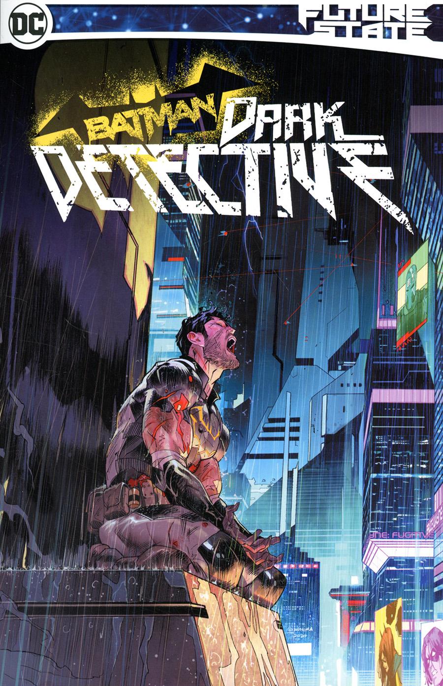 Future State Batman Dark Detective TP