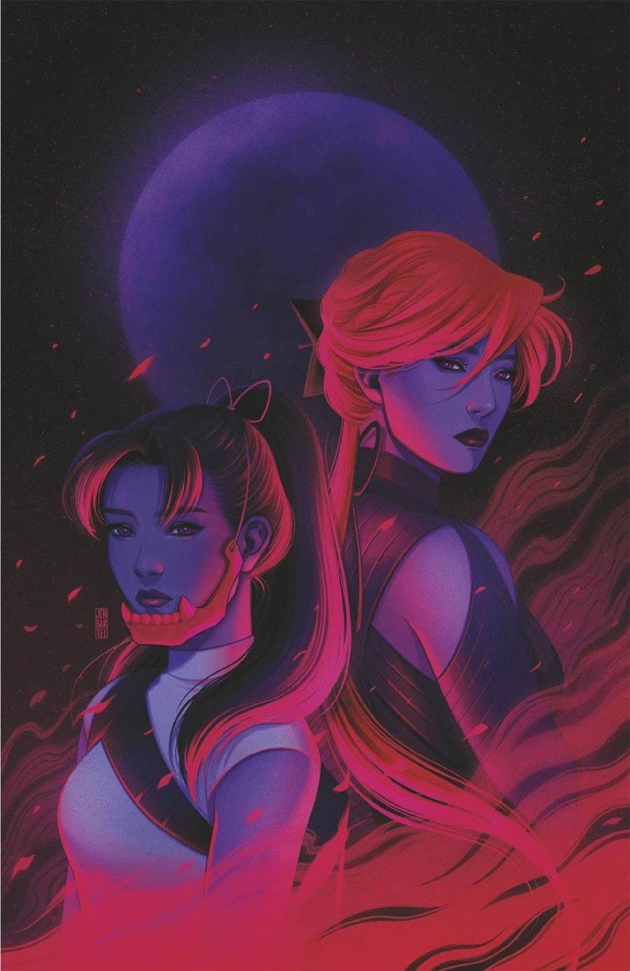 Demon Days Mariko #1 (One Shot) Cover J Incentive Jen Bartel Virgin Cover