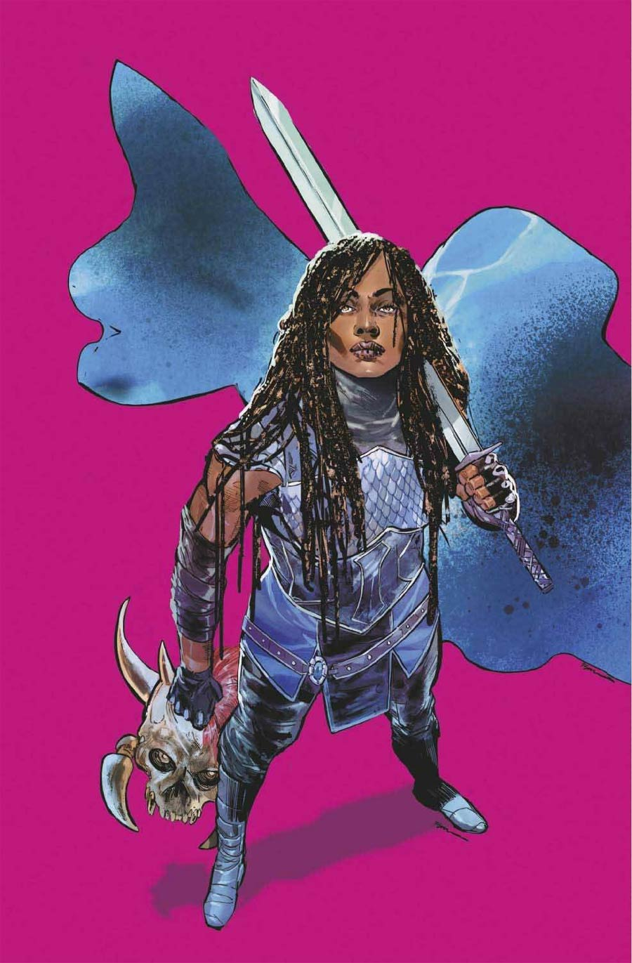 Mighty Valkyries #3 Cover D Incentive Phil Jimenez Pride Month Virgin Cover