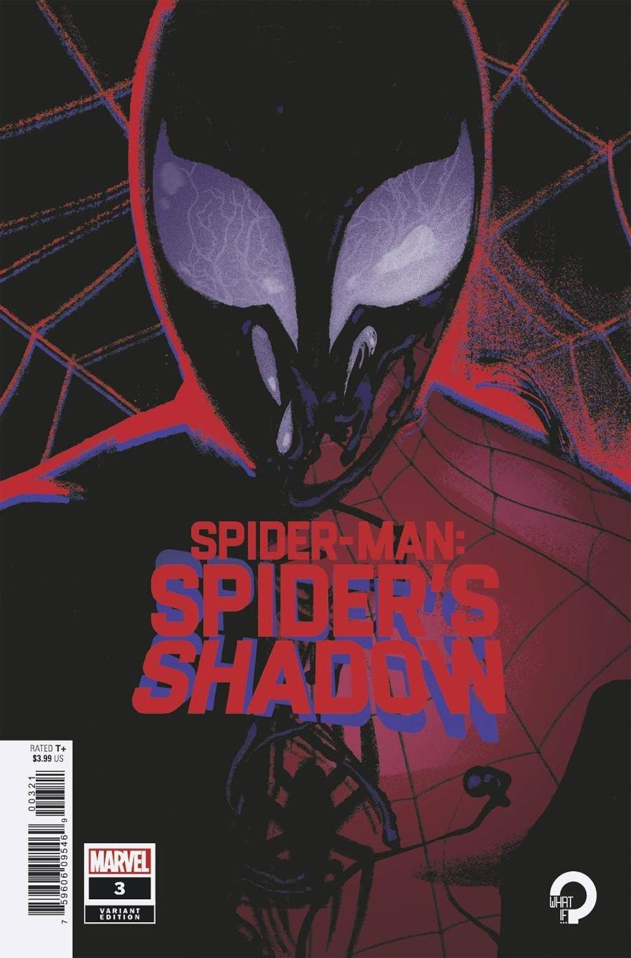 Spider-Man Spiders Shadow #3 Cover B Incentive Greg Smallwood Variant Cover