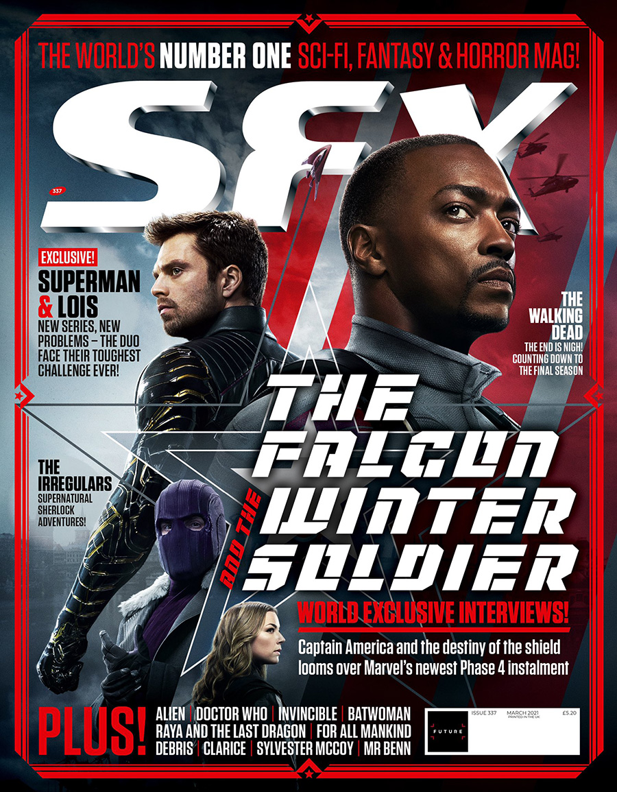 SFX UK #337 March 2021