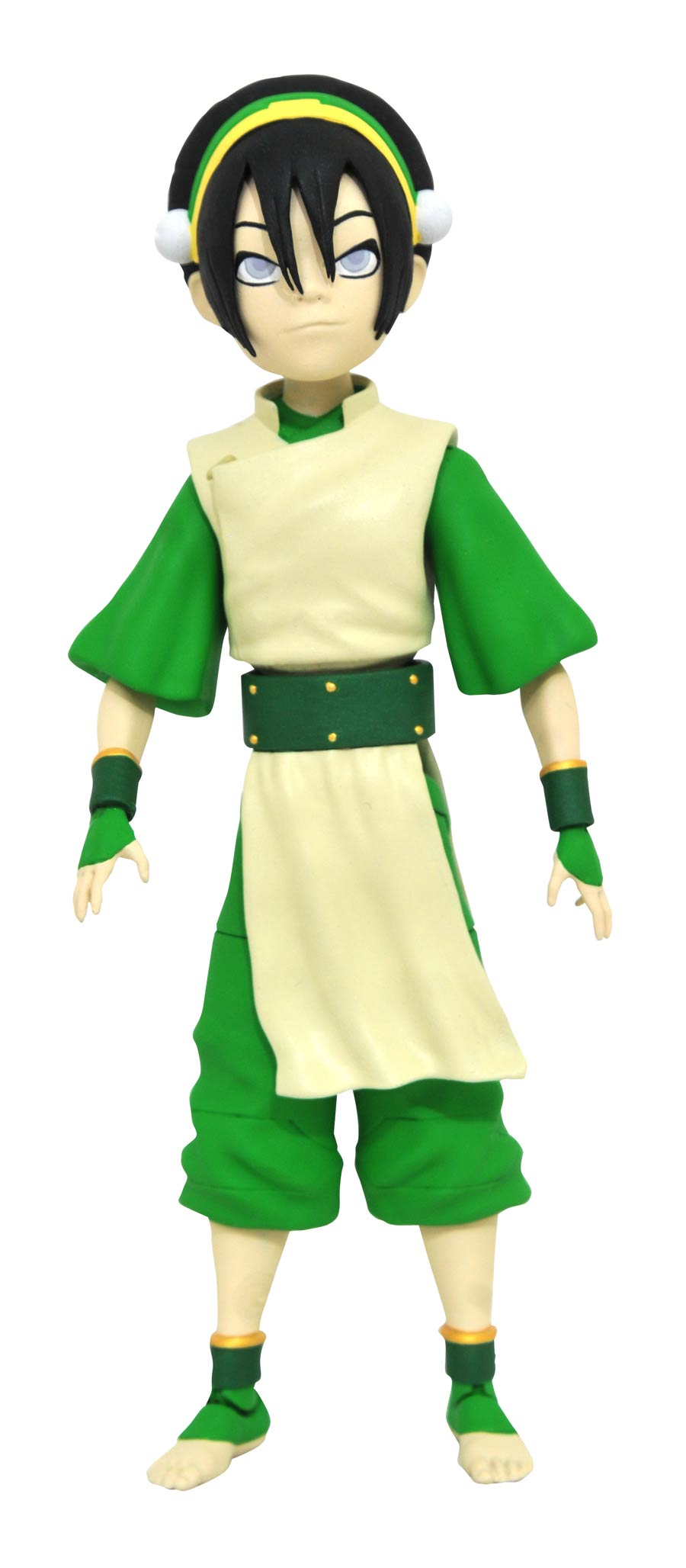 Avatar The Last Airbender Action Figure Series 3 - Toph Beifong
