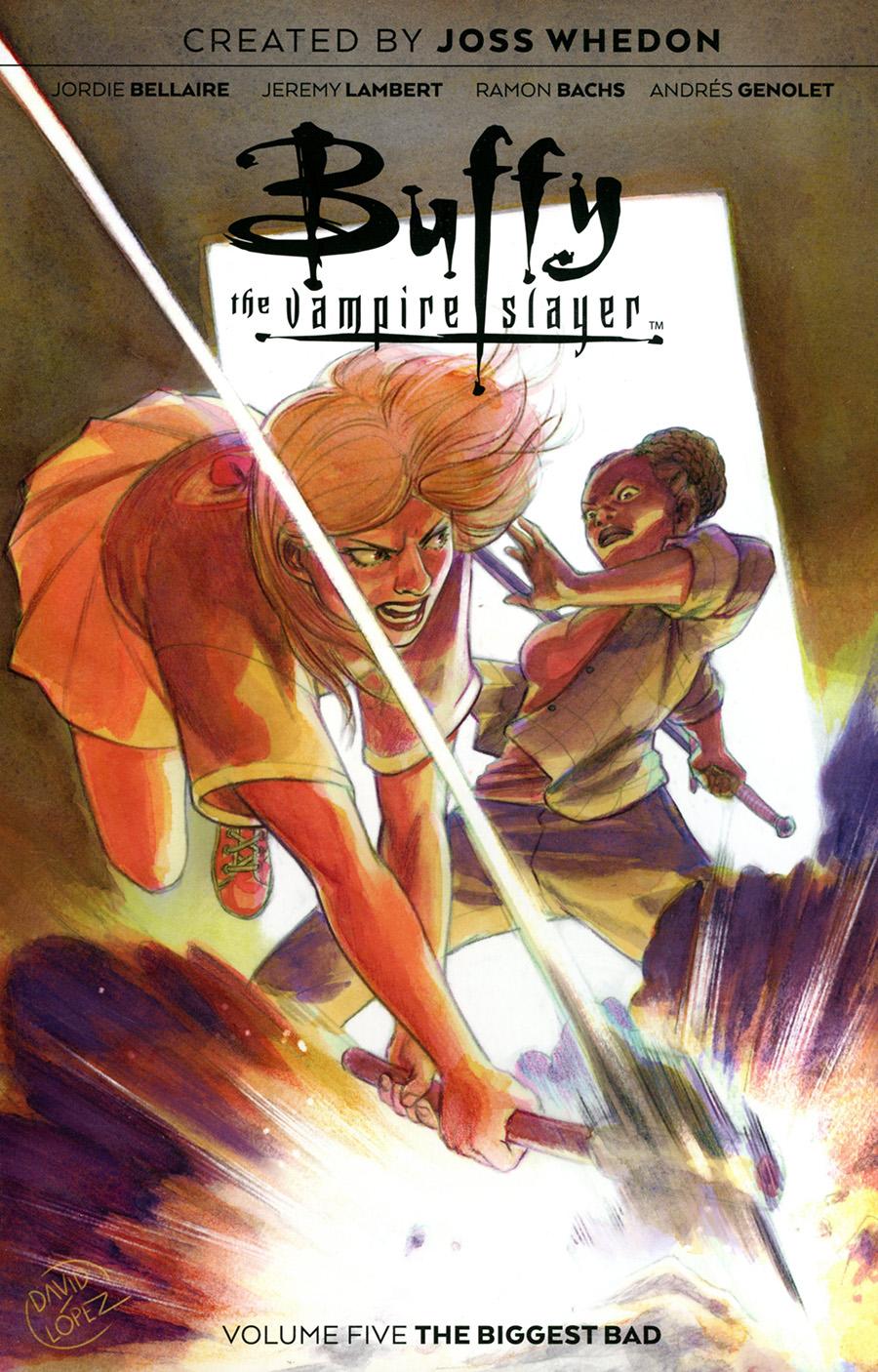 Buffy The Vampire Slayer (BOOM Studios) Vol 5 The Biggest Bad TP