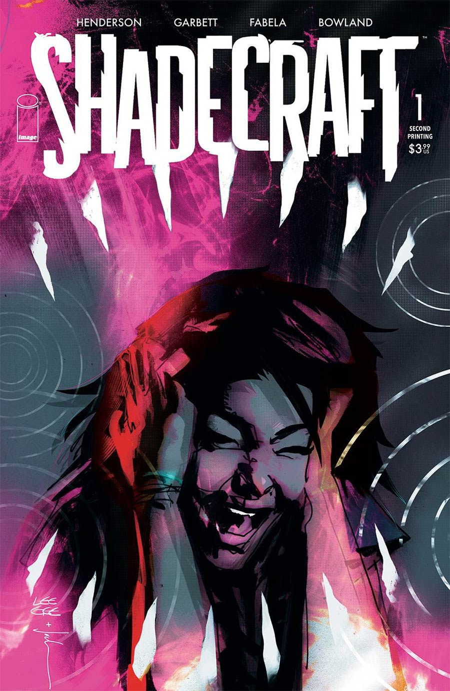 Shadecraft #1 Cover D 2nd Ptg