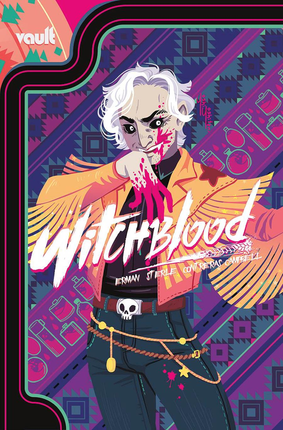 Witchblood #2 Cover C Variant Yoshi Yoshitani Cover