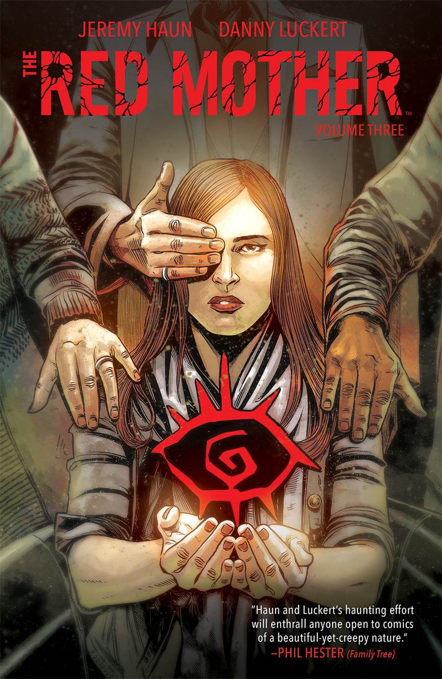 Red Mother Vol 3 TP
