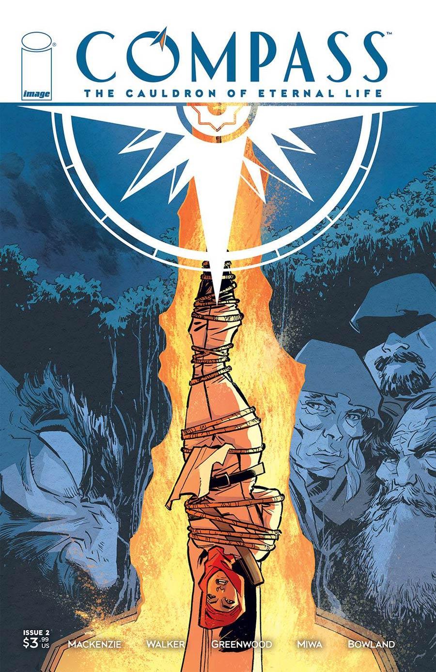 Compass Cauldron Of Eternal Life #2
