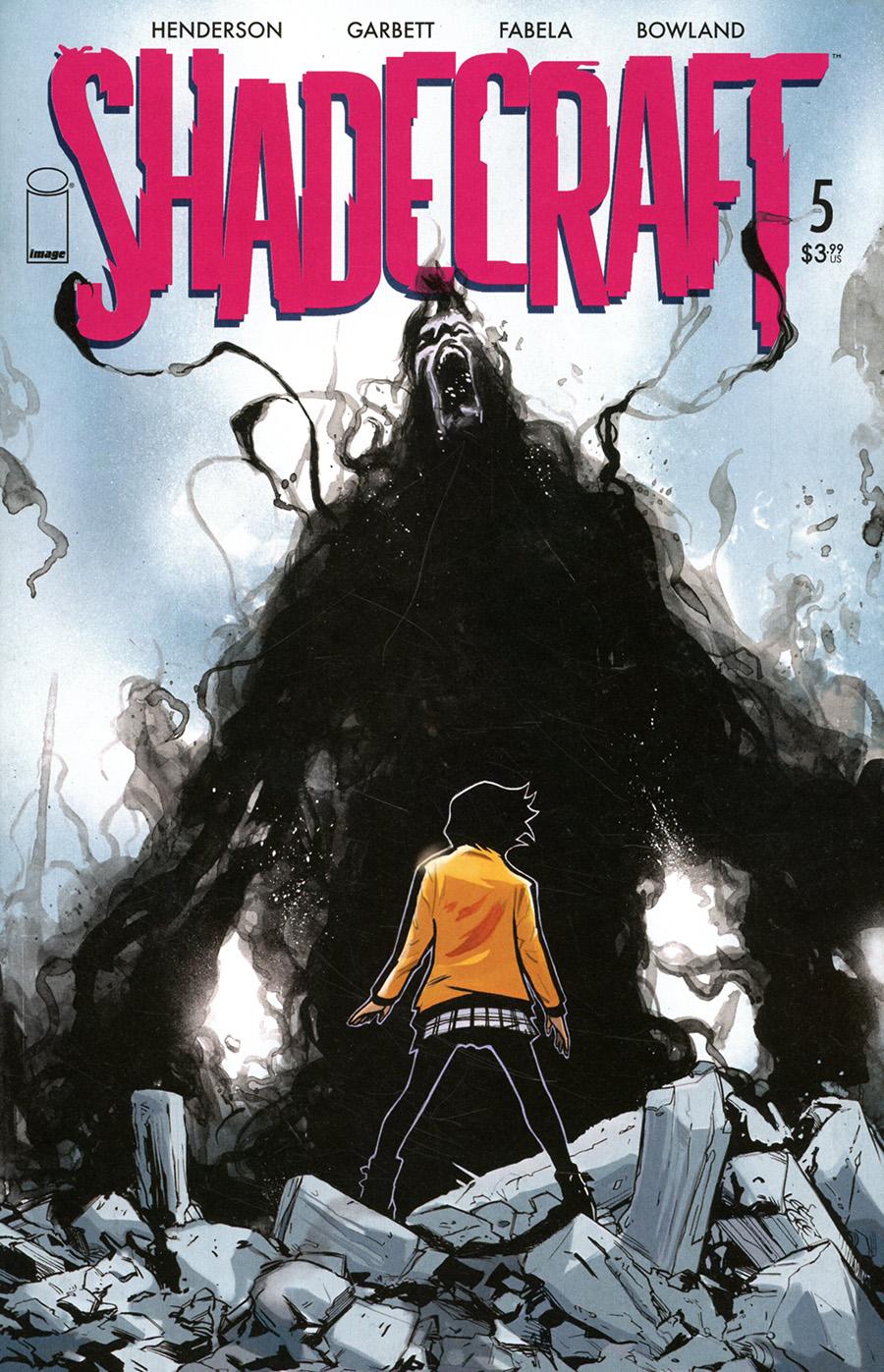 Shadecraft #5 Cover A Regular Lee Garbett Cover