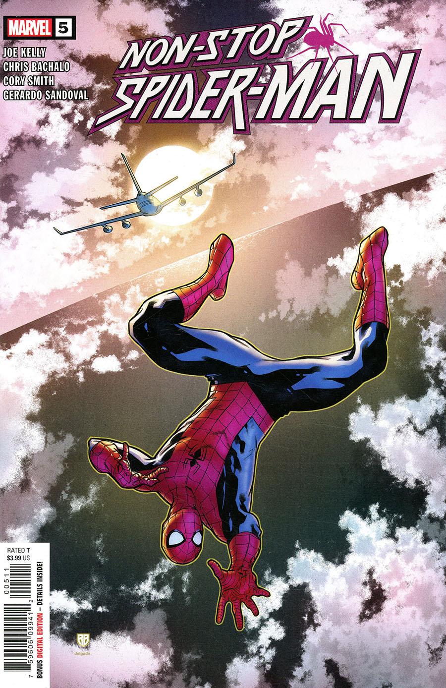Non-Stop Spider-Man #5 Cover A Regular RB Silva Cover