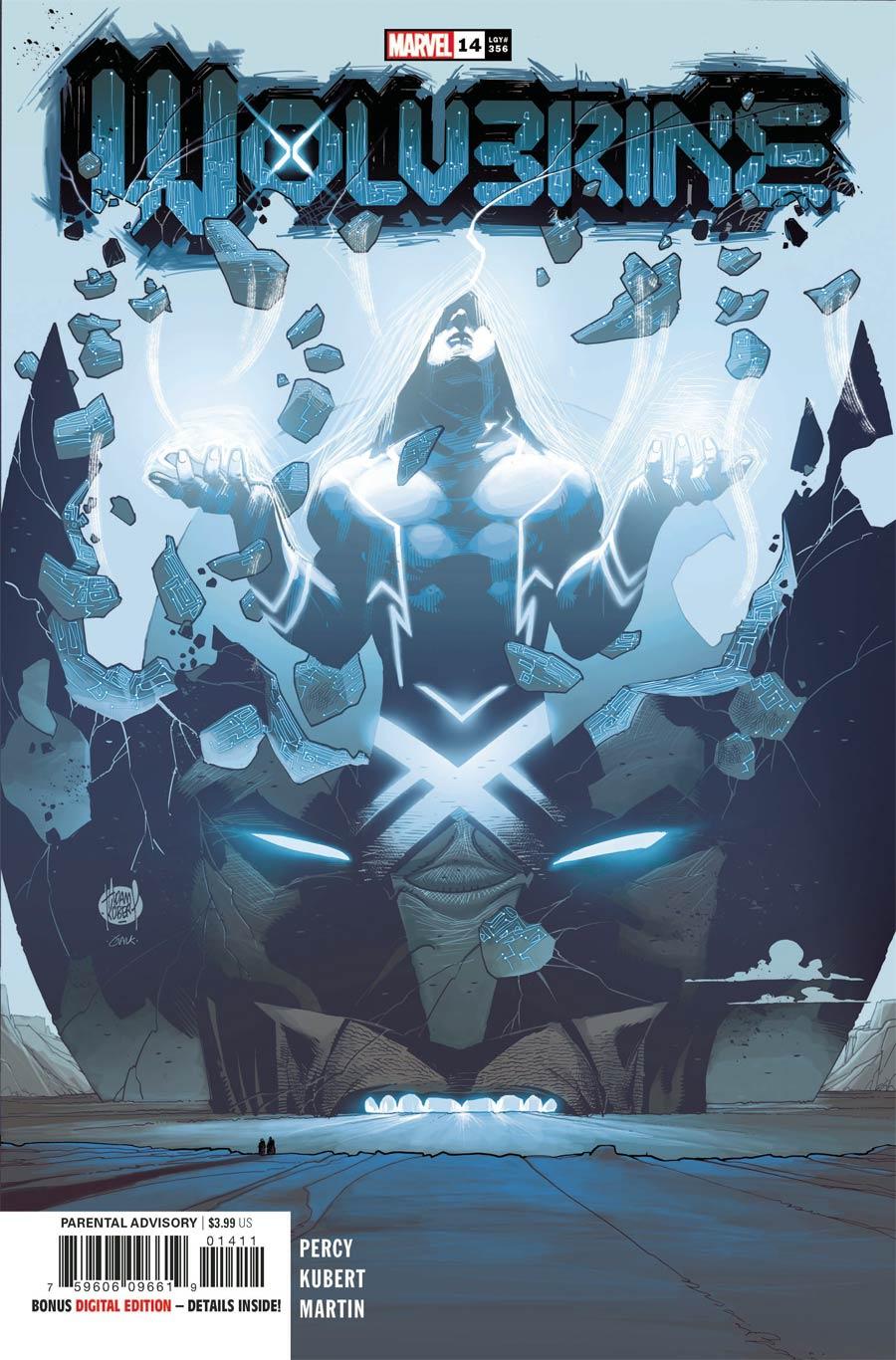 Wolverine Vol 7 #14 Cover A Regular Adam Kubert Cover