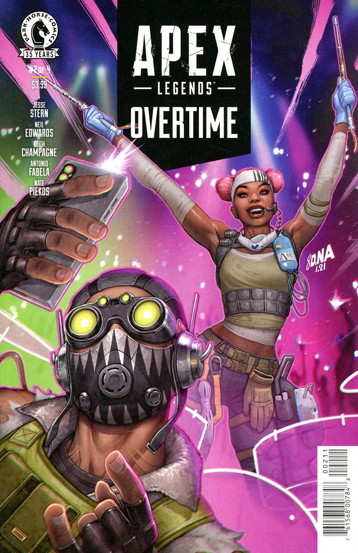 Apex Legends Overtime #2