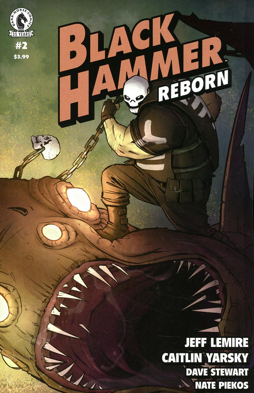 Black Hammer Reborn #2 Cover A Regular Marley Zarcone Cover