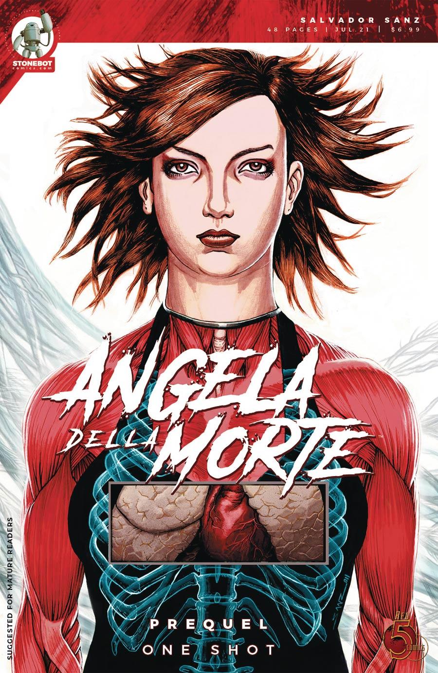 Angela Della Morte Prequel #1 (One Shot)