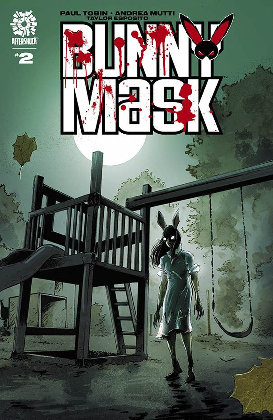 Bunny Mask #2 Cover A Regular Andrea Mutti Cover
