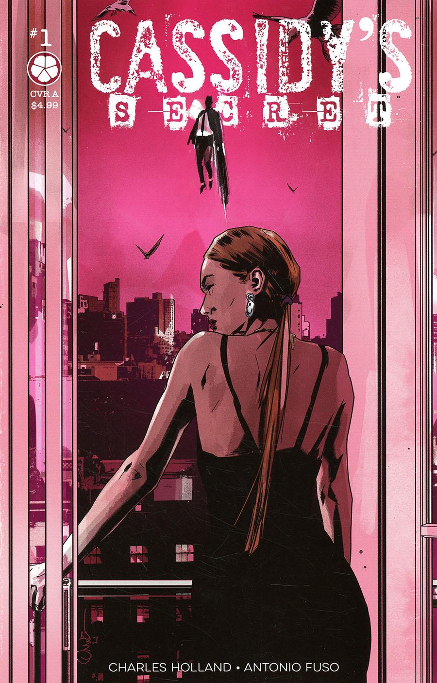 Cassidys Secret #1 Cover A Regular Antonio Fuso Cover
