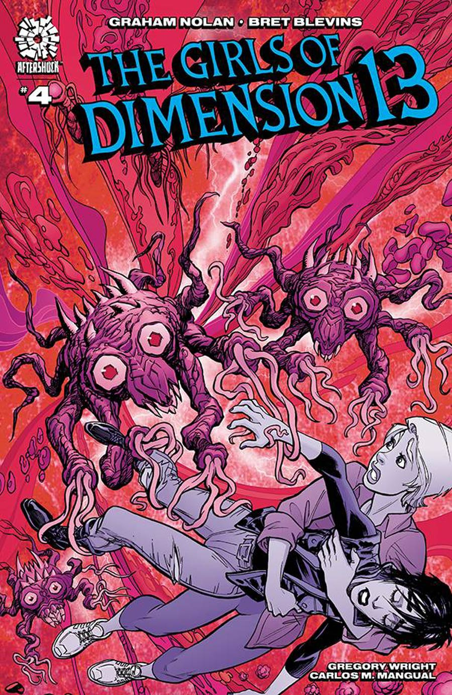 Girls Of Dimension 13 #4