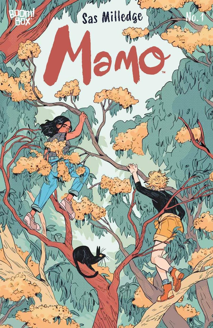 Mamo #1 Cover A Regular Sas Milledge Cover