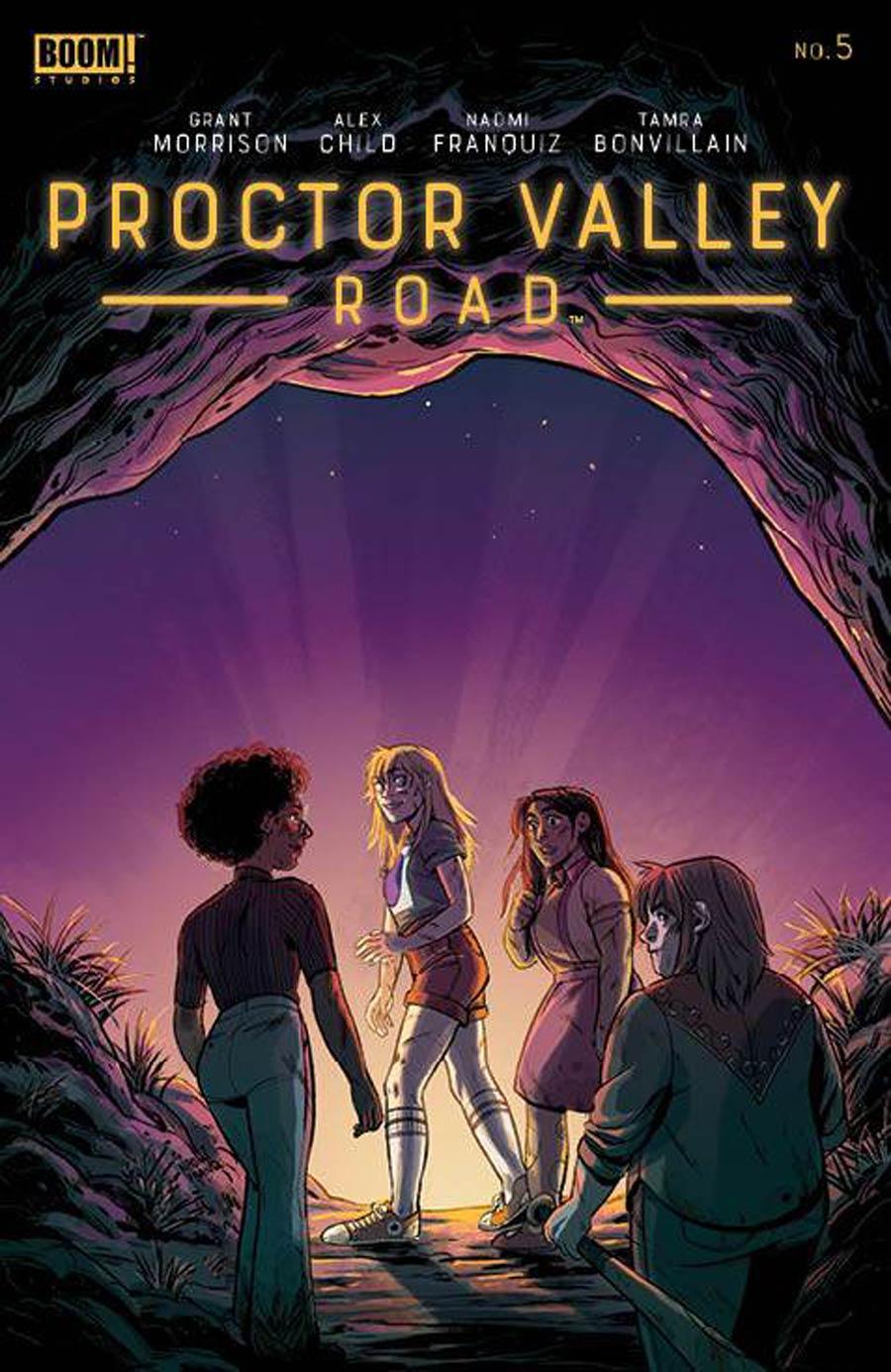 Proctor Valley Road #5 Cover A Regular Naomi Franquiz Cover