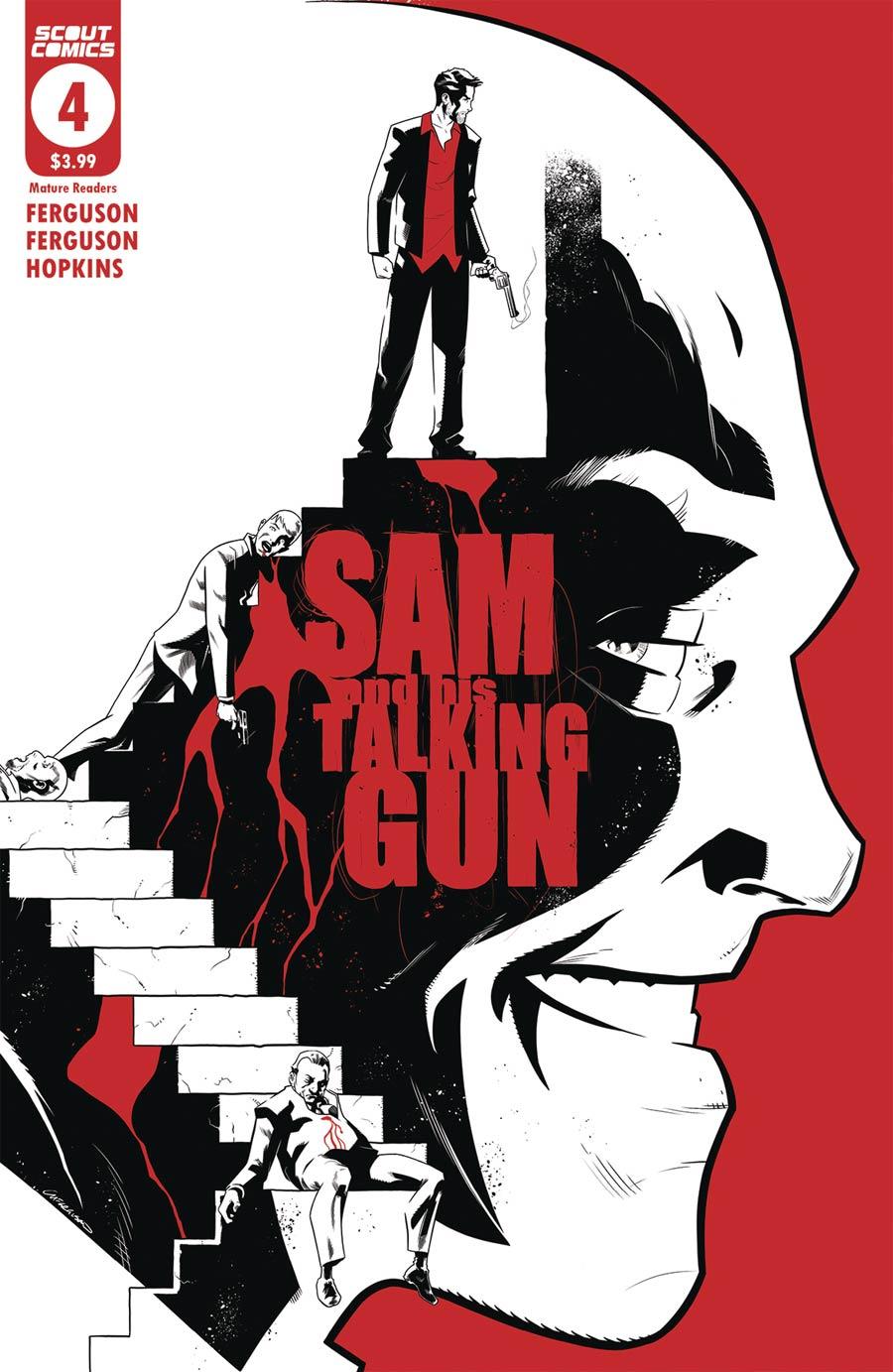 Sam And His Talking Gun #4