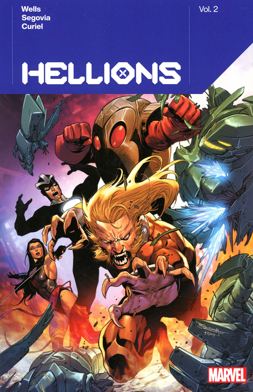 Hellions By Zeb Wells Vol 2 TP