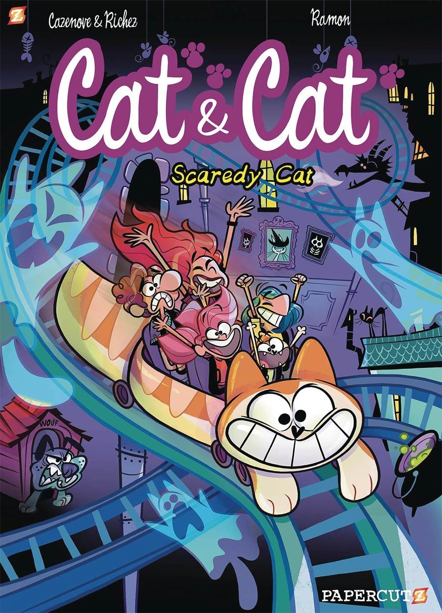 Cat & Cat Vol 4 Scaredy Cat TP