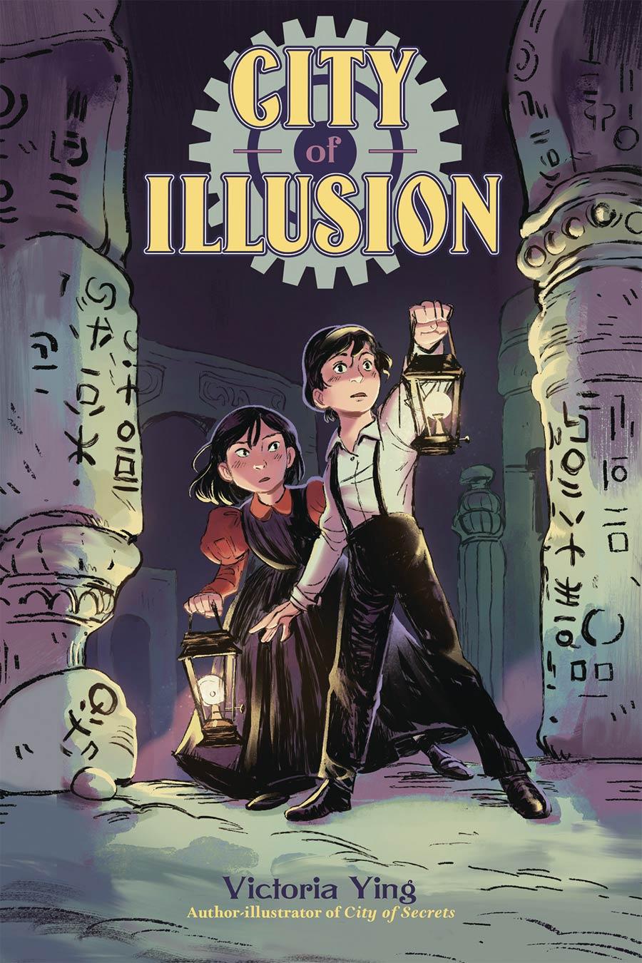 City Of Illusion TP