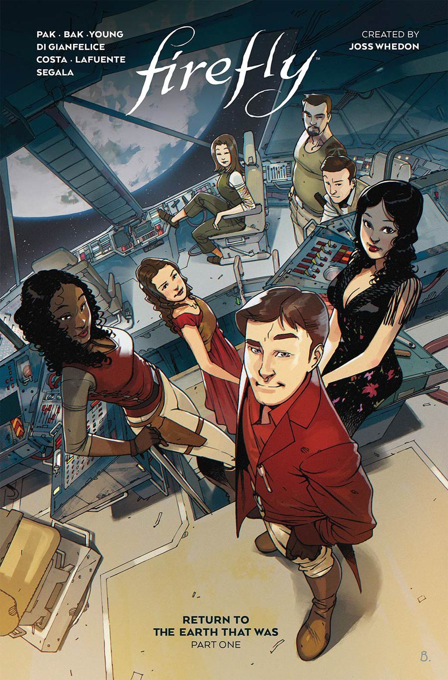 Firefly Return To The Earth That Was Vol 1 HC