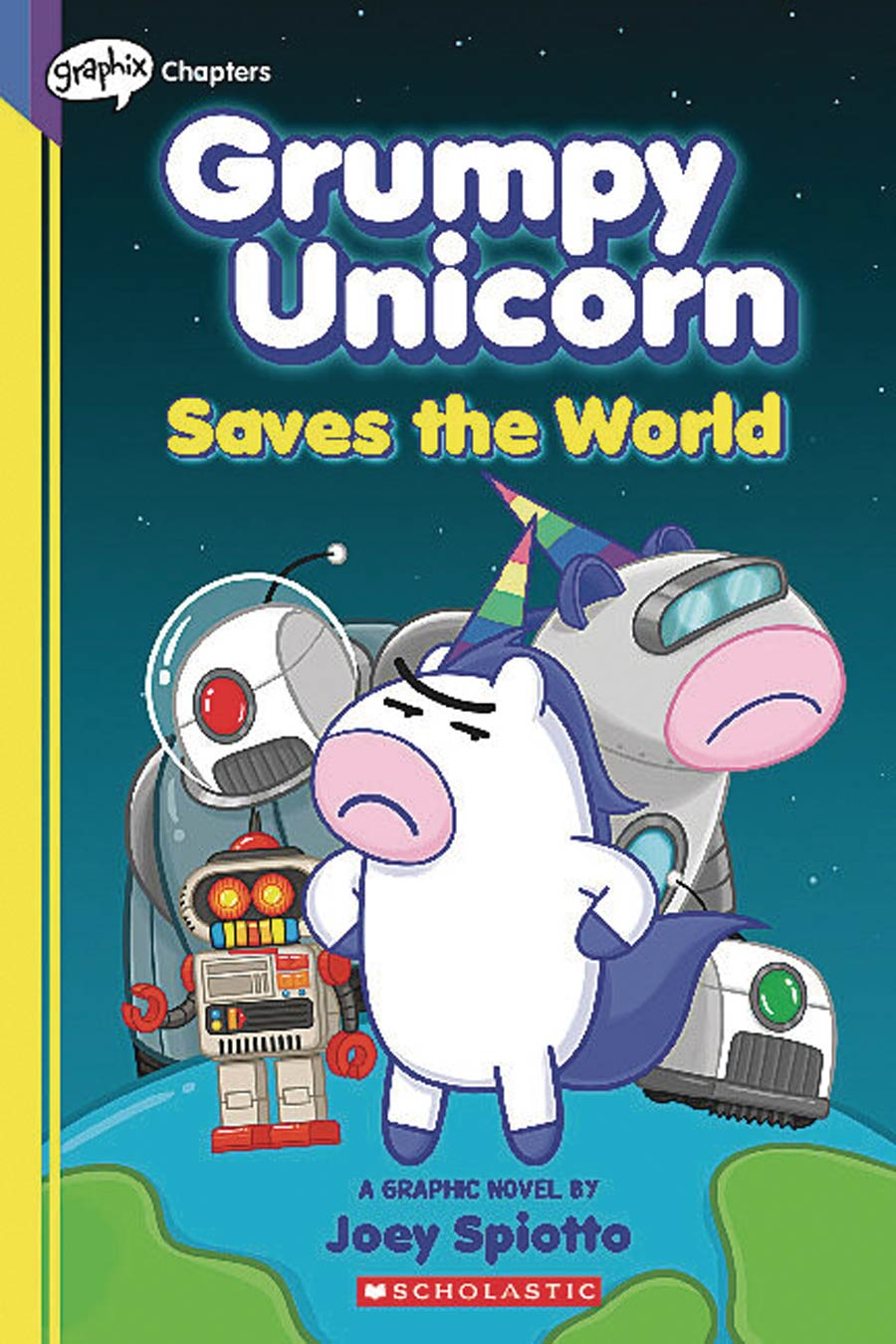 Grumpy Unicorn Vol 2 Grumpy Unicorn Saves The World TP