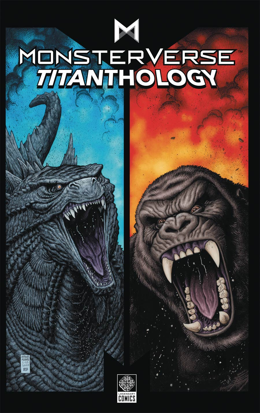 Monsterverse Titanthology Vol 1 TP