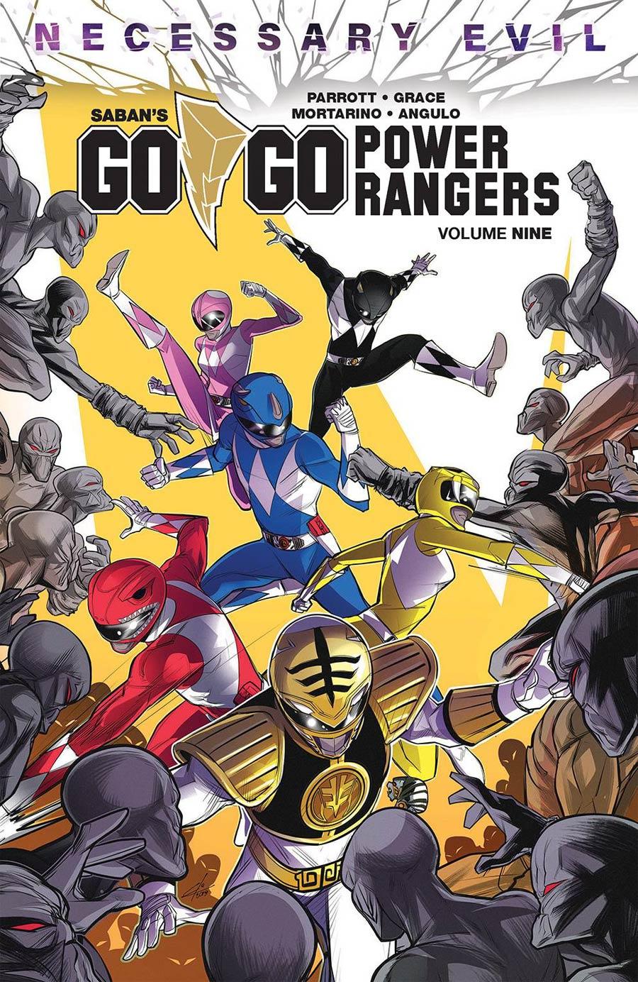 Sabans Go Go Power Rangers Vol 9 TP