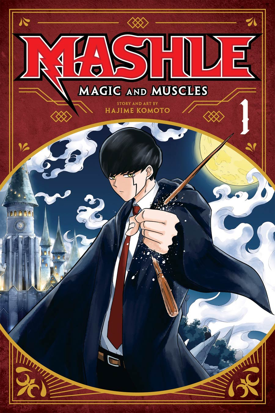 Mashle Magic And Muscles Vol 1 GN