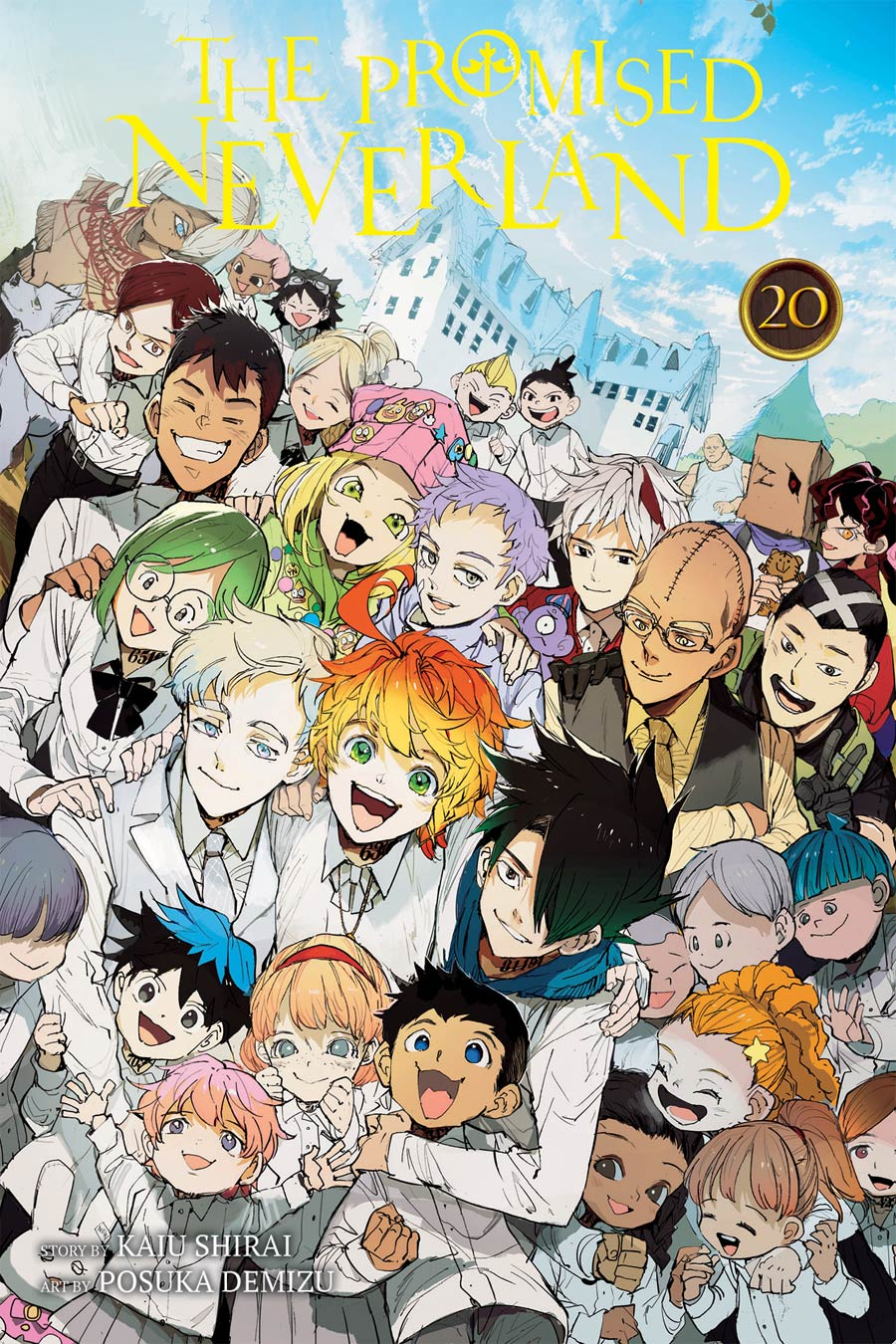 Promised Neverland Vol 20 GN