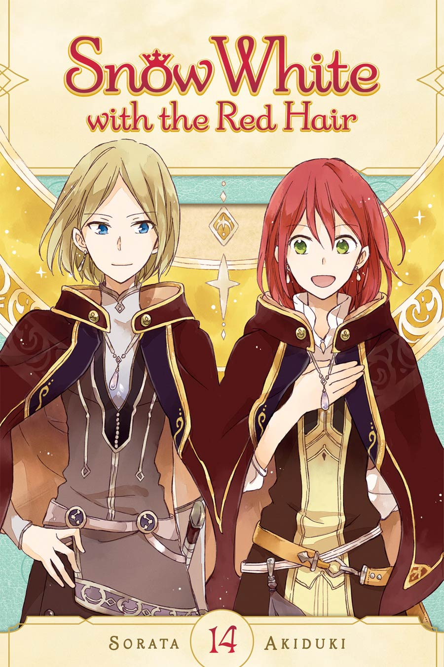 Snow White With The Red Hair Vol 14 GN