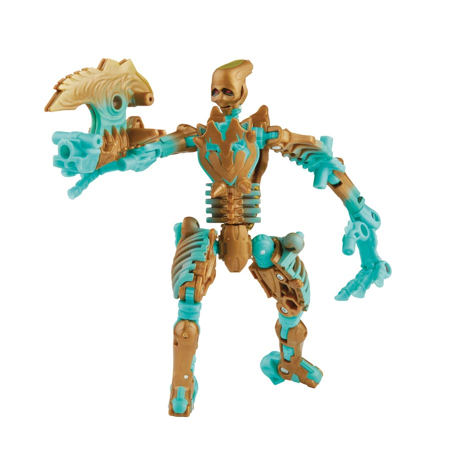 Transformers Generations Selects Deluxe Action Figure - Transmutate