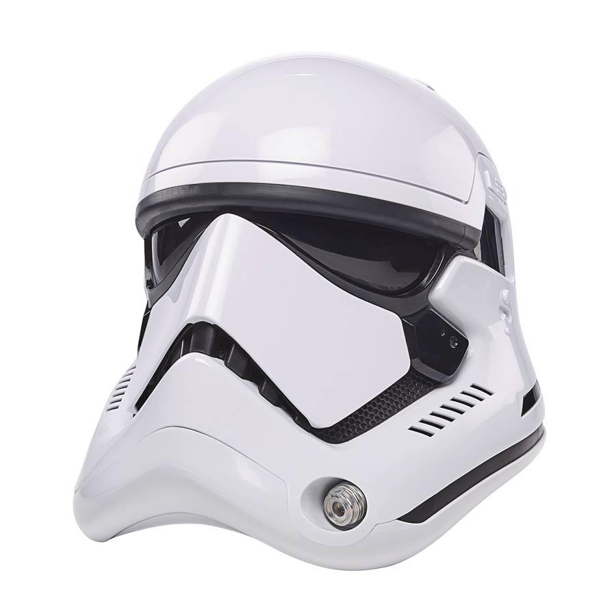 Star Wars Black Series First Order Stormtrooper Helmet