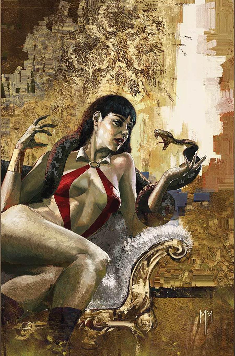 Vampirella Vol 8 #23 Cover M Limited Edition Marco Mastrazzo Virgin Cover