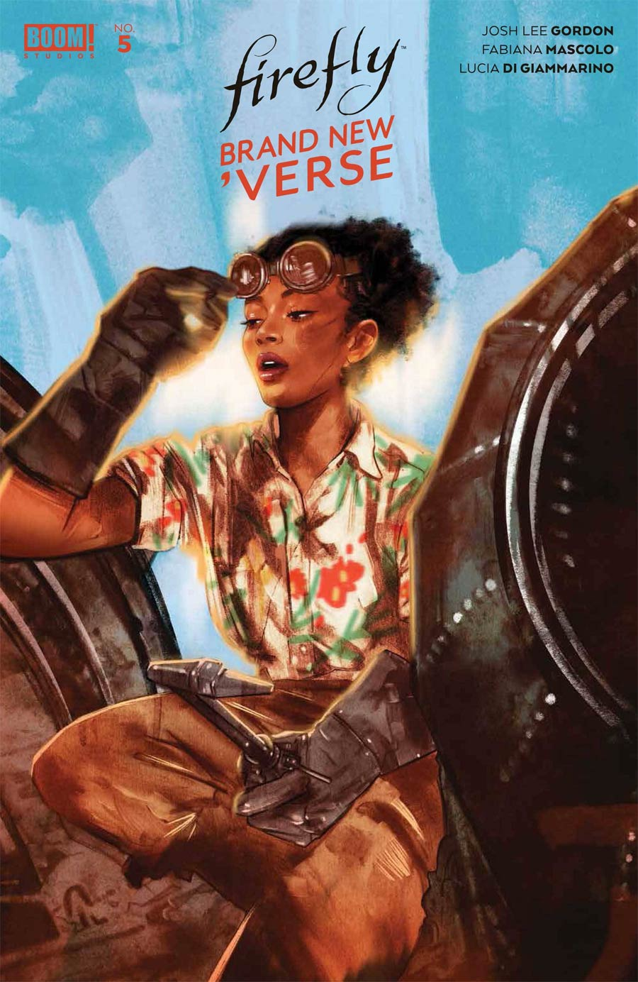 Firefly Brand New Verse #5 Cover C Incentive Tula Lotay Variant Cover