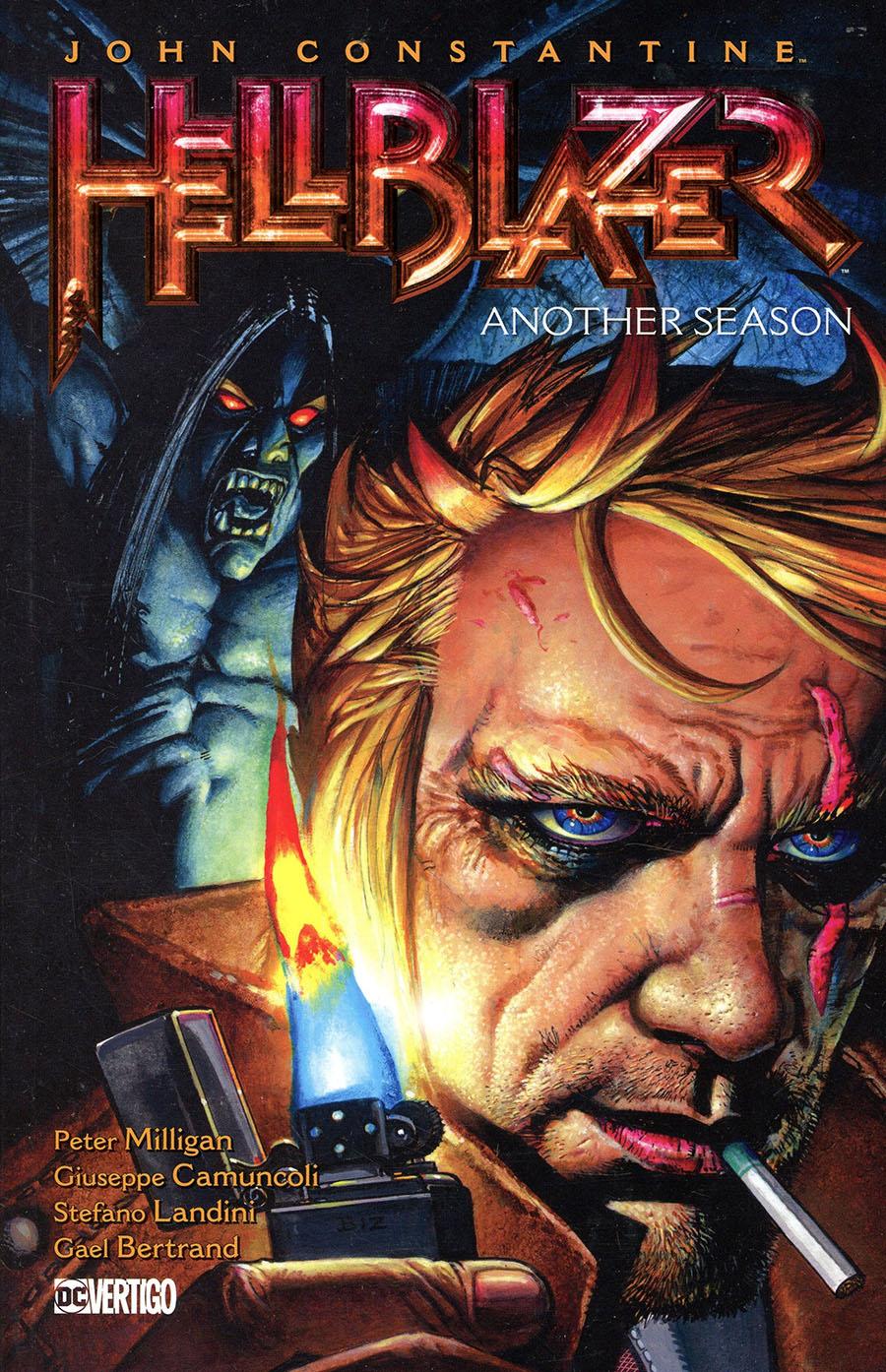 Hellblazer Vol 25 Another Season TP